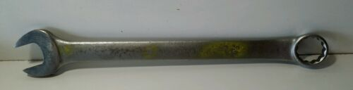 """Armstrong 25-264 2/"""" Combination Wrench 27/"""" Long Satin Chrome Made In USA"""