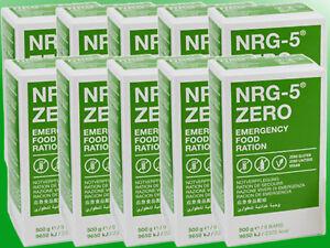 (18,40€/kg) 10 x 500g NRG-5 Zero-Notration auf Reisbasis -glutenfrei-
