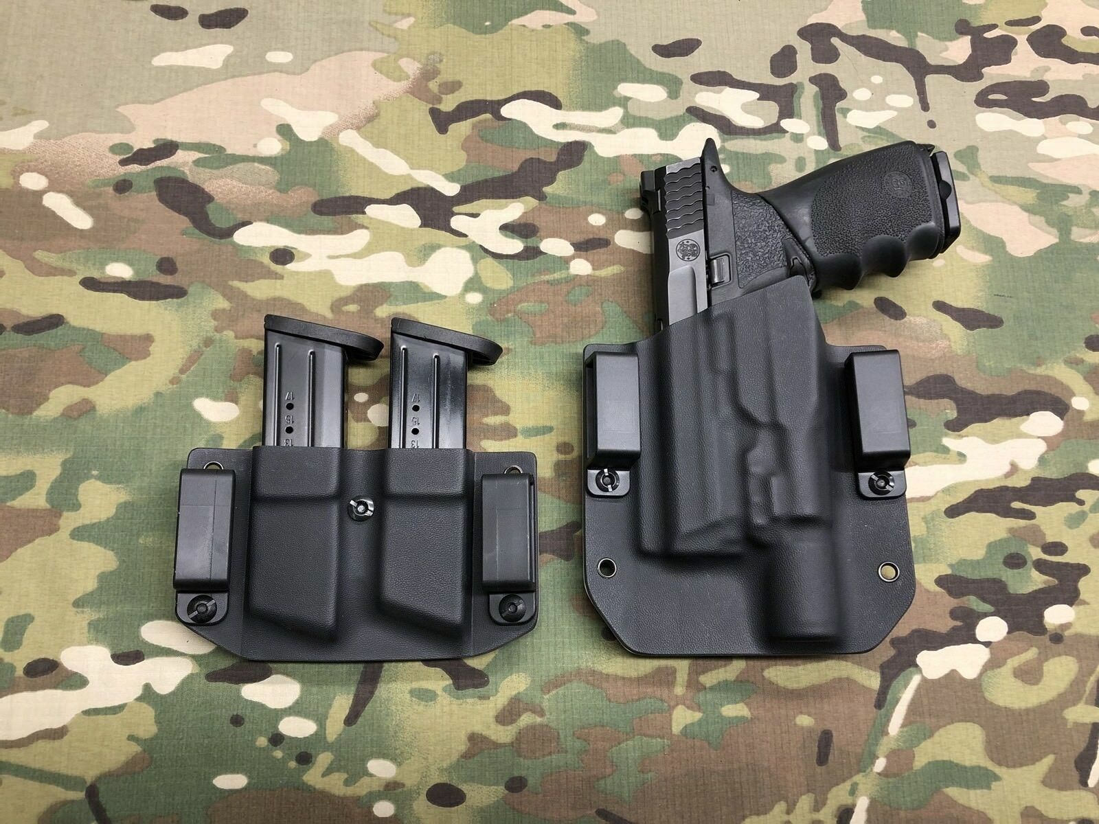Kryptek Nomad Kydex Holster for M&P Full Größe 9 9 9 40 Surefire X300 Ultra A Model ed85fd