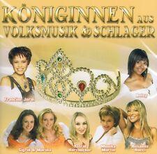 Kön. a. Volksm. & Schlager - CD NEU Jordi Belsy Geraldine Olivier Monika Martin