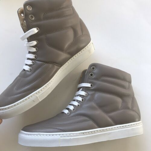 MM6 Martin Margiela Woman's Leather Sneakers Shoe… - image 1