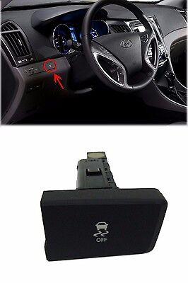937503Q000RY ESP Switch Button Black For 11-14 Hyundai i45:YF Sonata Genuine OEM