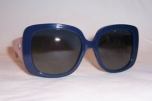 bd68fc7556ce NEW CHRISTIAN DIOR SUNGLASSES CD LADYLADY 10 S NQH-HD BLUE PINK GRAY ...