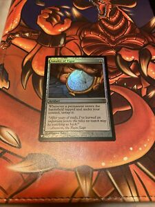 MTG Amulet Of Vigor Foil Mystery Booster Mint Condition Free Postage
