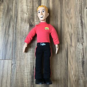 "Fast Free Shipping NEW The Wiggles 15/"" Speak N Say ANTHONY Doll 2003 Vintage"