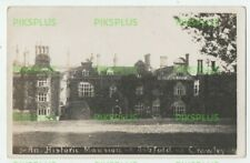 OLD POSTCARD ASHFOLD MANSION CRAWLEY SUSSEX RURAL ENGLAND REAL PHOTO SERIES