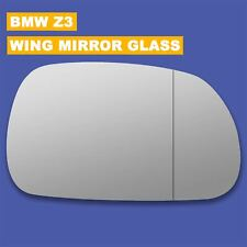 Wing mirror glass for BMW Z4 E89 09-13 Right Driver side Aspherical Electric