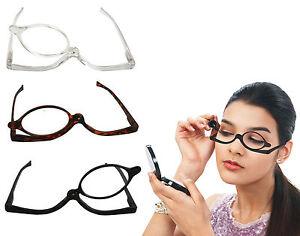 Schminkbrille-Sehstaerke-1-5-2-2-5-3-3-5-4-dpt-Make-Up-Brille-Schminkhilfe-KBV
