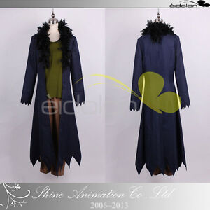 EE0072AB Tales Of Symphonia ZEROS Cosplay Costume