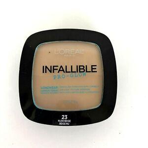 LOreal Infallible Pro Glow Longwear Pressed Powder ~ # 23