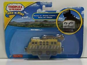Thomas and Friends Take n Play Diesel 10 CBL87 New