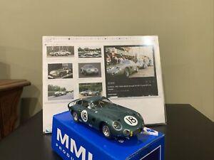 1/32 Scale Aston Martin P215, MMK Slot Car NIB