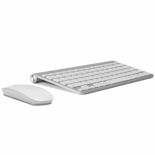 2.4GHz Wireless Keyboard And Mouse Combo Set 2.4G For PC Windows Slim USA