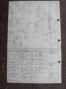 1971 ford pinto electric wiring diagram schematics manual | ebay  ebay