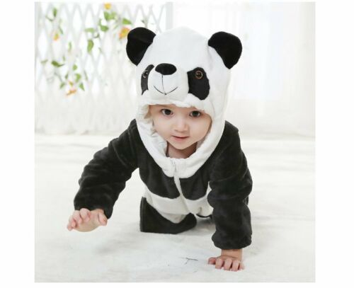 Baby Boy Girl WARM Halloween Fancy Dress Party Costume Outfit Clothing NB-24M