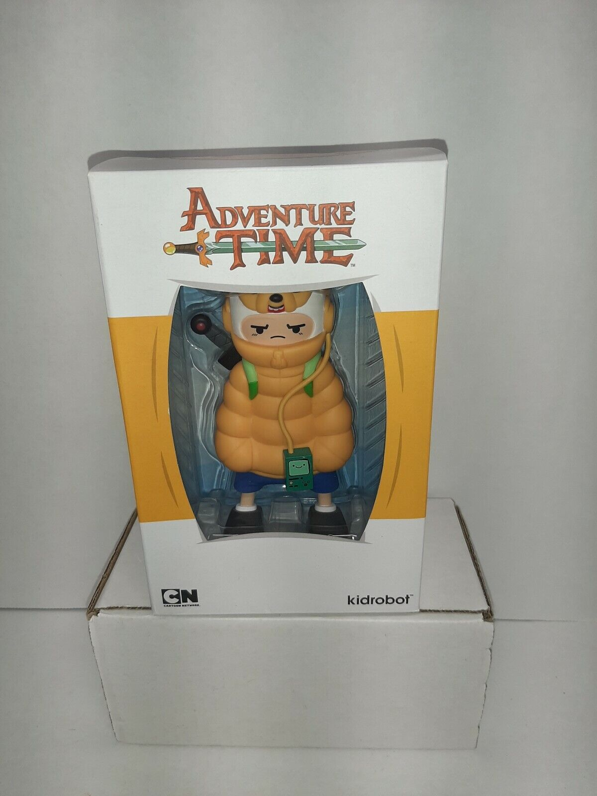 Kidrobot Puff Jake N Lil Finn Adventure Time 7 Vinyl For Sale Online