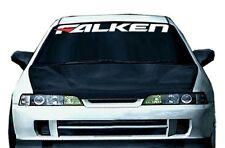 """FALKEN Tires Banner Windshield sticker Decal 4""""X40"""""""