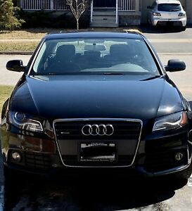 Audi A4 Quattro 2011 - LOW KMS & SAFTIED