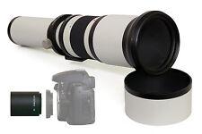 Opteka 650-2600mm HD Telephoto Lens for Pentax K-01 K01 K-3 K3 K-5 K5 II IIs K-7