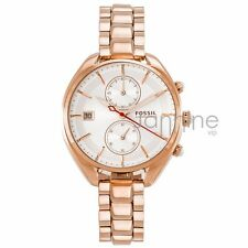 Fossil Authentic Watch CH2977 Rose Gold 38mm Land Racer Stainless Steel
