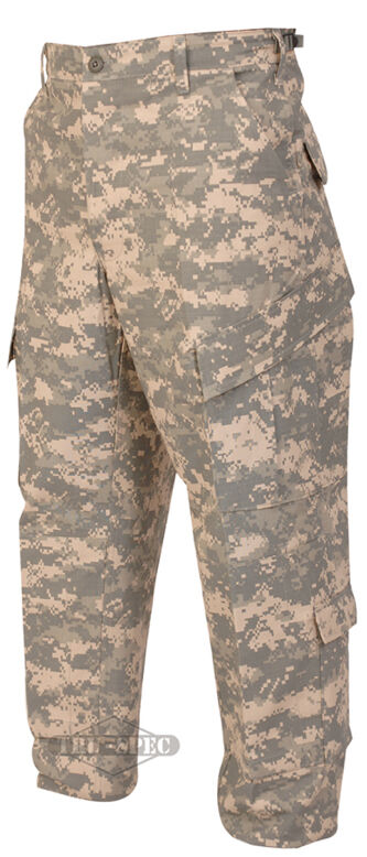 All Terrain Digital Camo Uniform Pant by TRU-SPEC 1946 - 100% Cotton