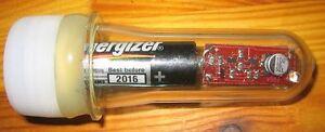 """geocaching """"Ewiger LED-Blinker"""" ( für Nachtcache ) rot im Petling - Wetzlar, Deutschland - geocaching """"Ewiger LED-Blinker"""" ( für Nachtcache ) rot im Petling - Wetzlar, Deutschland"""
