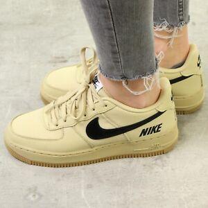 NIKE Air Force 1 LV8 Kinder Sneaker Braun Schuhe