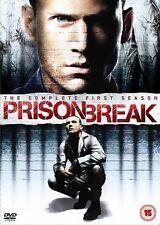 PRISON BREAK - SEASON 1 [DVD] DVD - REGION 2