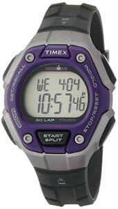 Timex-Women-039-s-Ironman-30-Lap-Digital-Quartz-100m-Resin-Watch-Watch-TW5K89500