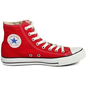 26fdd5cae Converse M9621 Chuck Taylor All Star High Red 11 M / 13 W for sale ...