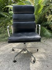 Eames Aluminum Group Management Chair Black Eames Office Edition High Back