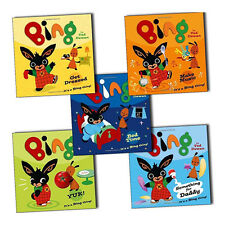 Bing As seen On TV CBeebies 5 Children story  Books Collection Pack Set Bing UK
