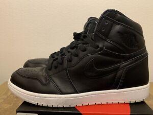 Rizo gasolina Democracia  Men's Nike Air Jordan 1 Retro High OG Cyber Monday Black White 12  555088-006 | eBay