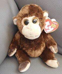 Beanie Baby Vines the monkey, Large Eyes