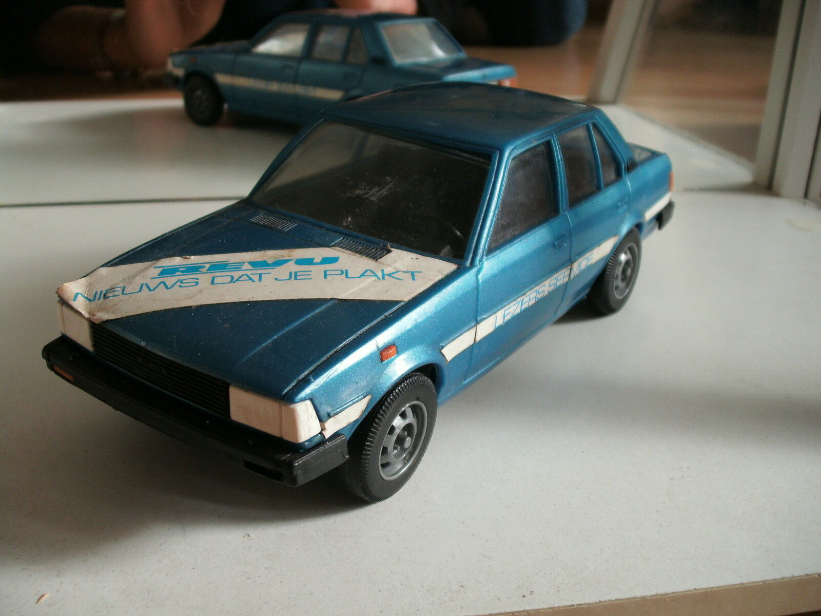 Nyrhinen Toyota Cgoldlla DX  Revu  (Dutch Promo) in bluee on 1 20