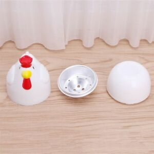 Tool-Cooking-Home-Steamer-Microwave-Chicken-Shaped-Cooker-Kitchen-Egg-Boiler