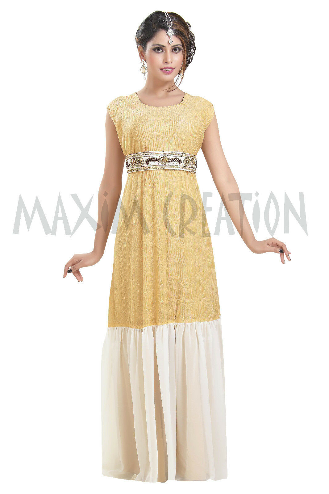 Halloween Party Wear Dress With Attractive Colour Combination For Ladies 6528