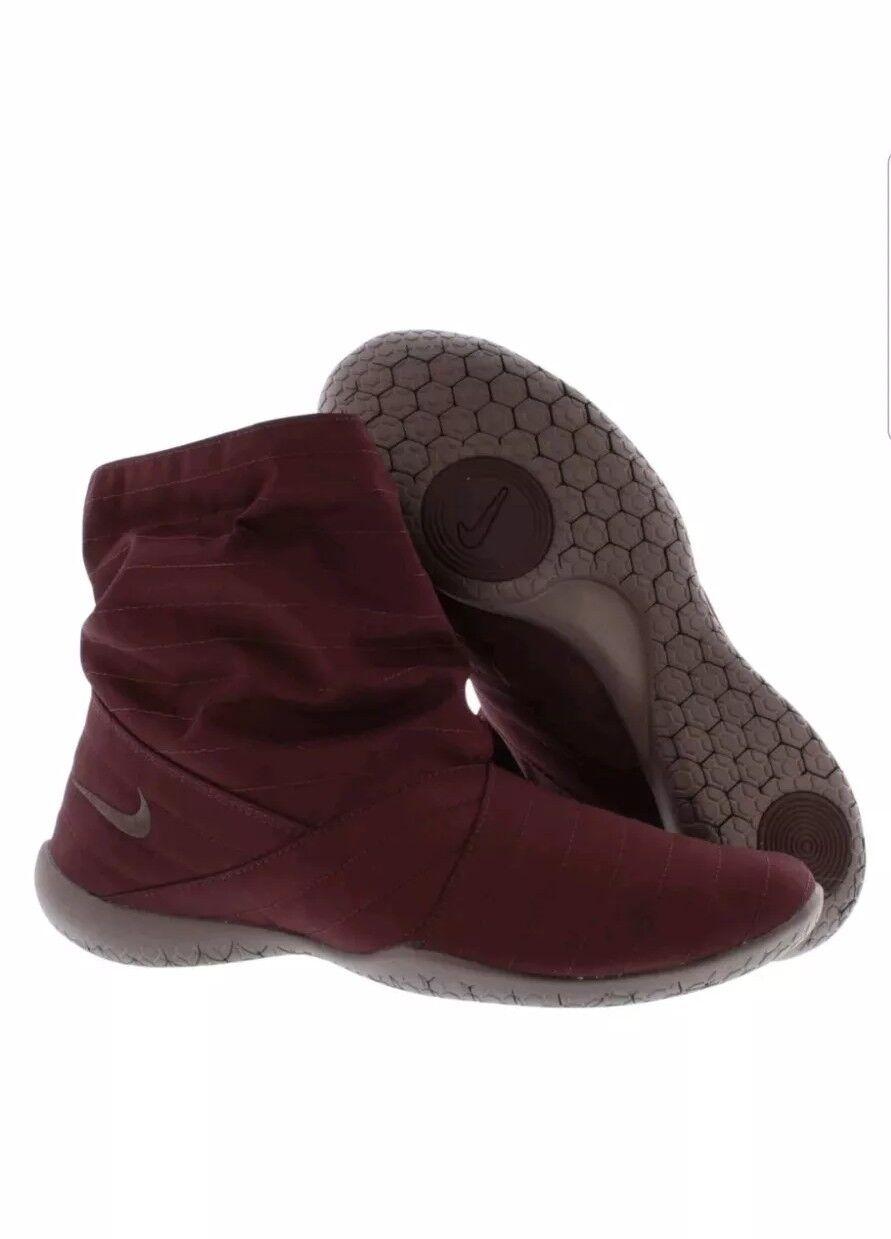 san francisco eaa1c 4099d Nike Studio Mid Pack Fitness Women s Women s Women s shoes Size 6 Deep  Burgundy 684871 600 NIB