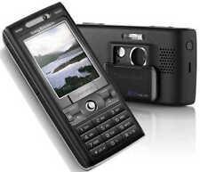Sony Ericsson Cyber-shot K800i - Velvet Black (Ohne Simlock) K800i Neu
