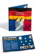 """Leuchtturm münzalbum presso"""" 50 años elíseo-tratado"""""""