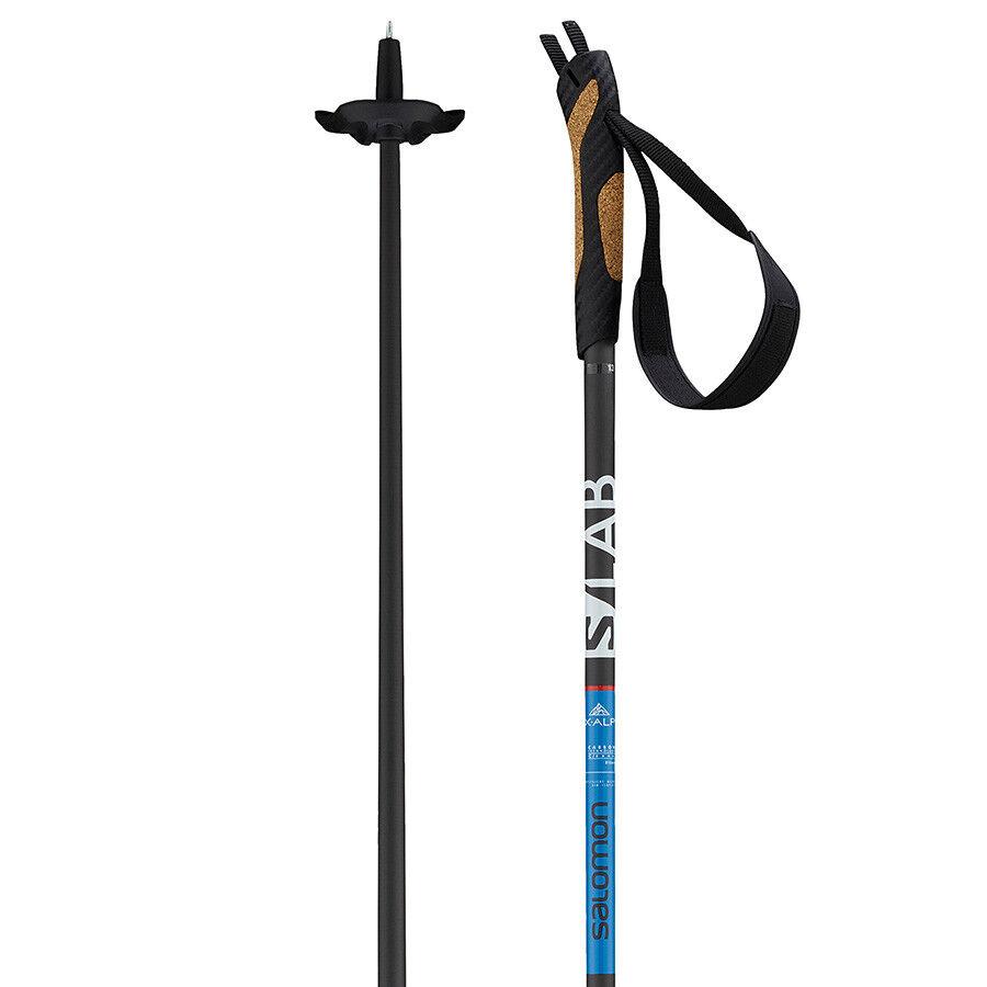 Varillas esquí FREERIDE ski poles SALOMON LOSA DE XALP MONTAÑA 125 CM