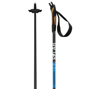 Petits Bâtons Ski Trajet Gratuit ski Poles salomon Slab Xalp Expèditions 125 CM