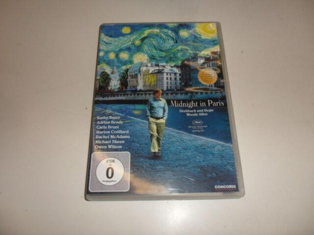 DVD  Midnight in Paris