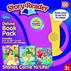 Story Reader 2. 0 Unit and 3 book Set : Peter Pan: the Lost Bear, Disney Princess: mermaid for a Day, Disney princess: Read Me a Story (2010, Mixed Media)