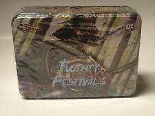 L5R CCG TWENTY FESTIVALS factory sealed booster Tin of 36 packs! NEW