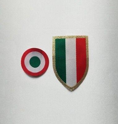 Juventus Official Patch Coppa Italia Patch Cristiano Ronaldo Scudetto Patch