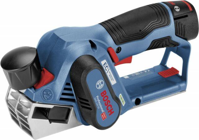 Bosch GHO 12V-20 Professional Akku-Hobel ohne Akku & Ladegerät Hobel