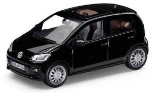 vw up 4 t rer 1 43 deep black pearl modell modellauto. Black Bedroom Furniture Sets. Home Design Ideas