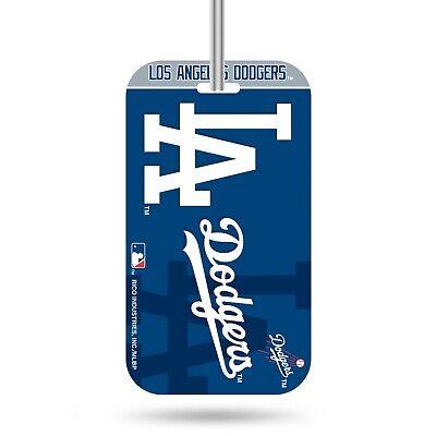 Rico Industries MLB Unisex-Adult Keychain Luggage Tag