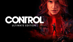 Control - Ultimate Edition | Steam Key | PC | Digital | Worldwide |